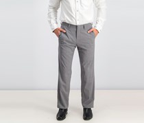 Dkny Men's Stripe Casual Pants, Grey