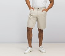 Kenneth Cole Reaction Men's Stretch Shorts, Flax