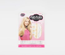 Fab Foilz Jewelry Tattoos Oh So Charming, Pink