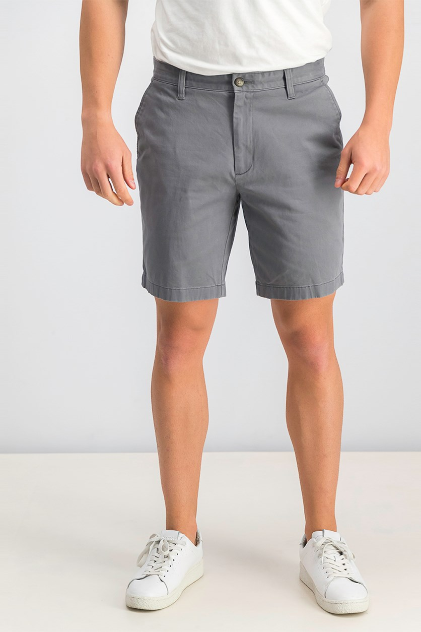 Men's Classic Fit Deck Shorts, Castle Rock