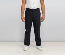 Men's Flex Slim Tapered Work Pants, Black
