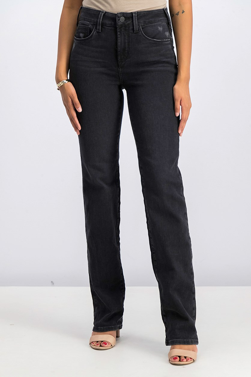 Women's Marilyn Jeans, Black