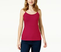 Maison Jules Women's Adjustable Camisole, Red