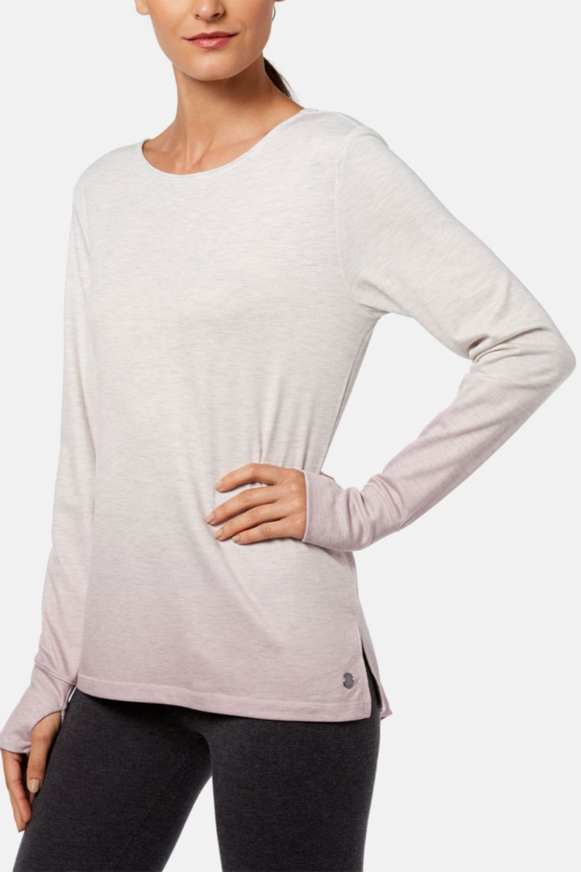 Women's Tops, Shimmer Pink