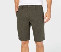International Concepts Men's Flat-Front Stretch Shorts, Tank