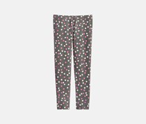 Epic Threads Little Girls Leggings, Charcoal Heather