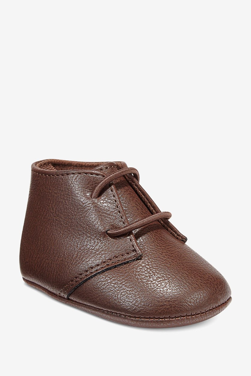 Baby Boys Chukka Boots, Brown