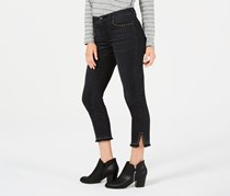Style & Co Studded Skinny Ankle Jeans, Houston