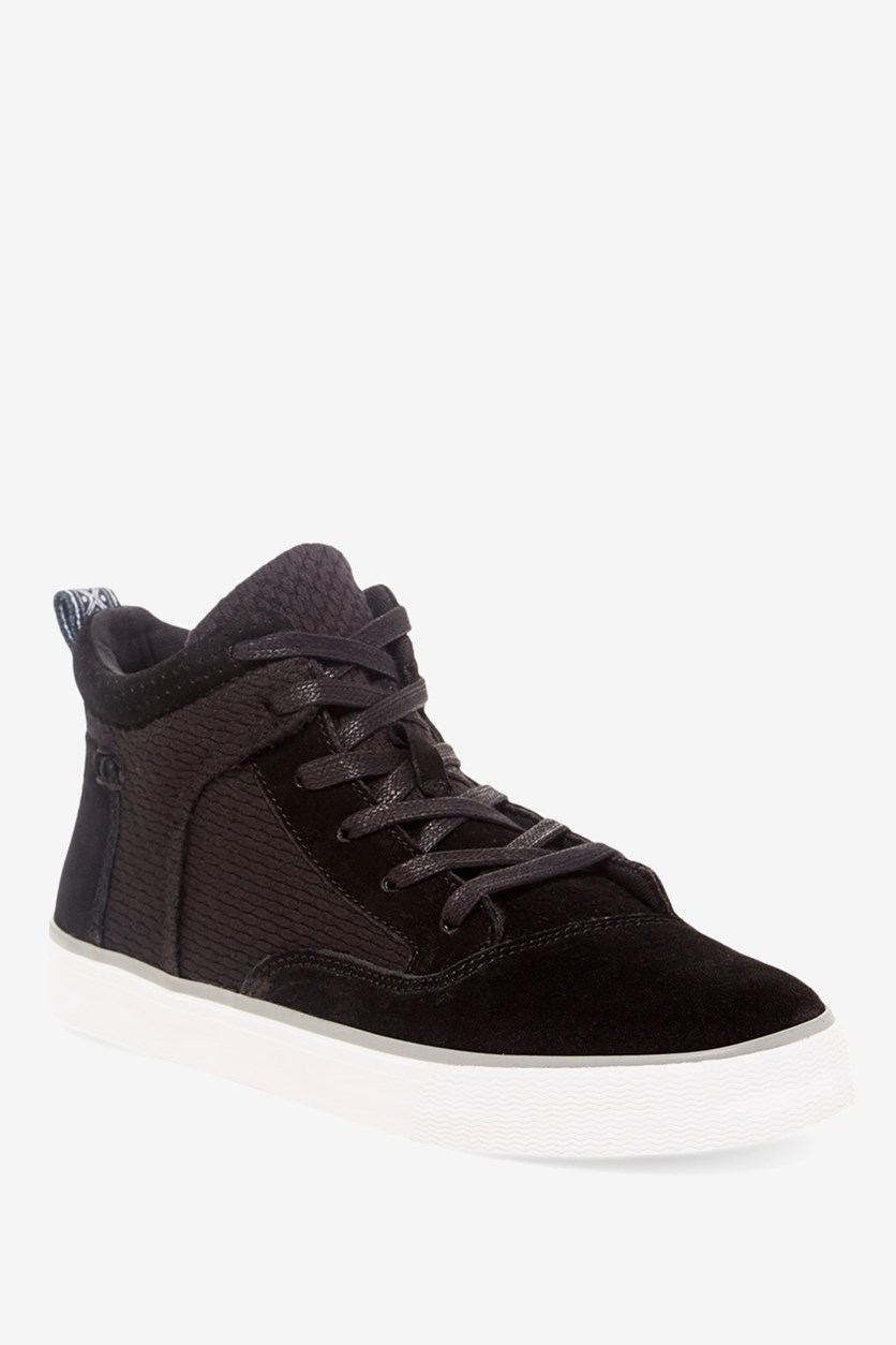 Women Camila High Top Sneaker, Black