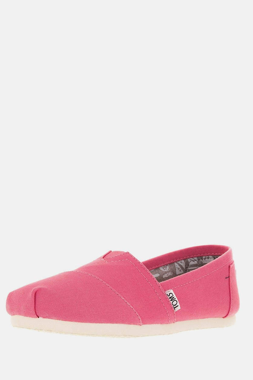 Women Classics Flat Shoes, Pink