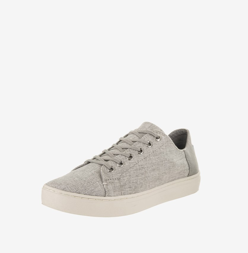 Women's Lenox Lace Up Casual Shoes, Grey