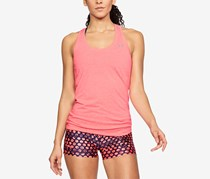 Under Armour Women's Siro Train Twist Tank Top, Pink