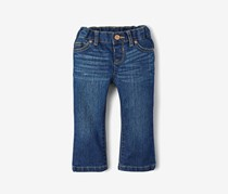 The Children's Place Little Girl's Jeans, Indigo Stone