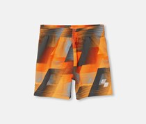Place Sport Toddler Boy's Pull On Short, Acapulco Sun Neon