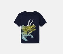 The Childrens Place Baby Boy's Graphic Tee, Tidal