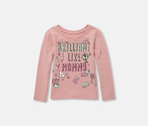 The Children's Place Graphic Tee, Blush