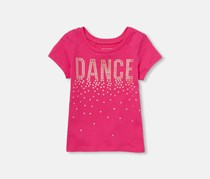 The Children's Place Graphic Tops, Hibiscuss Kiss