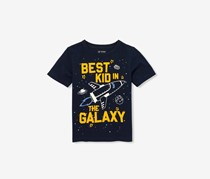 The Children's Place Baby Boys Glow-in-the-Dark Tee, Tidal