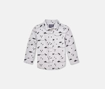 The Children's Place Little Boy's Graphic Print Tee, Ice Cave
