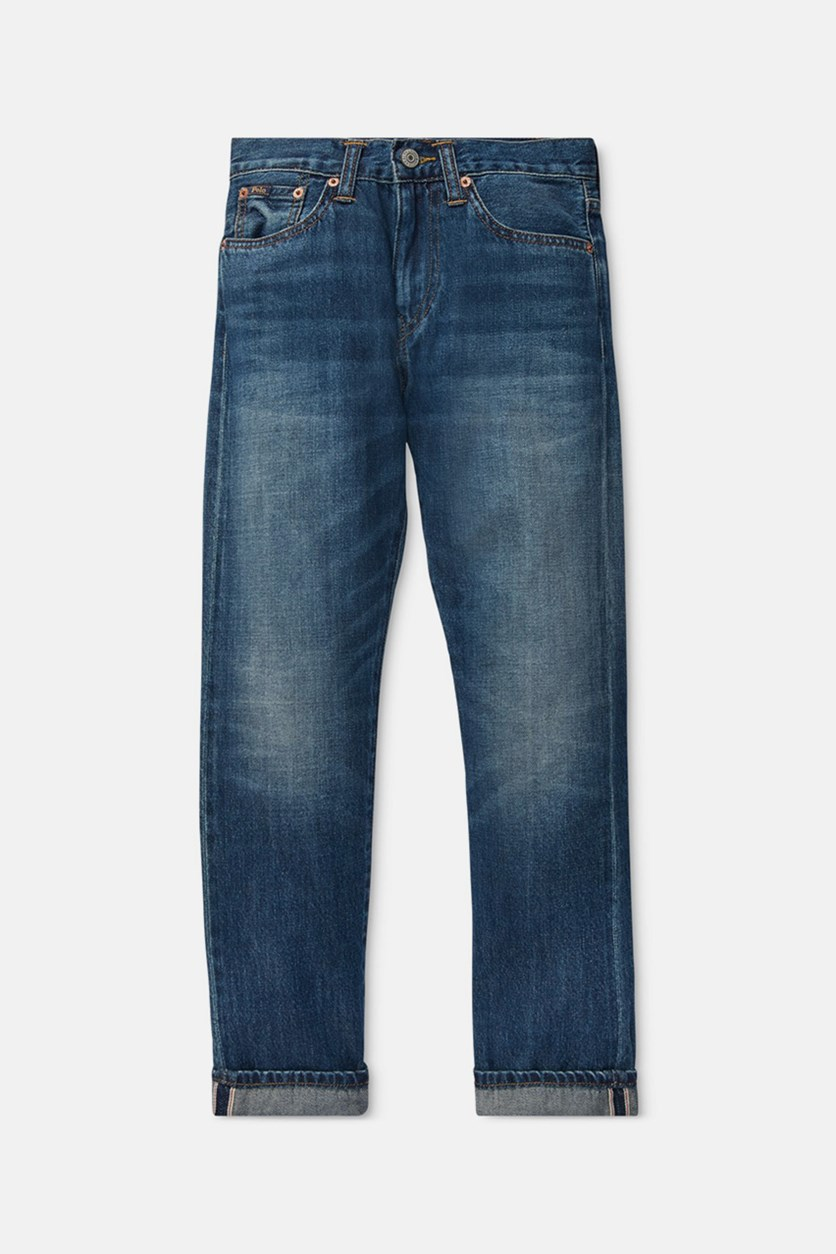 Polo Ralph Lauren Big Boys Sullivan Jeans, Lancaster Wash
