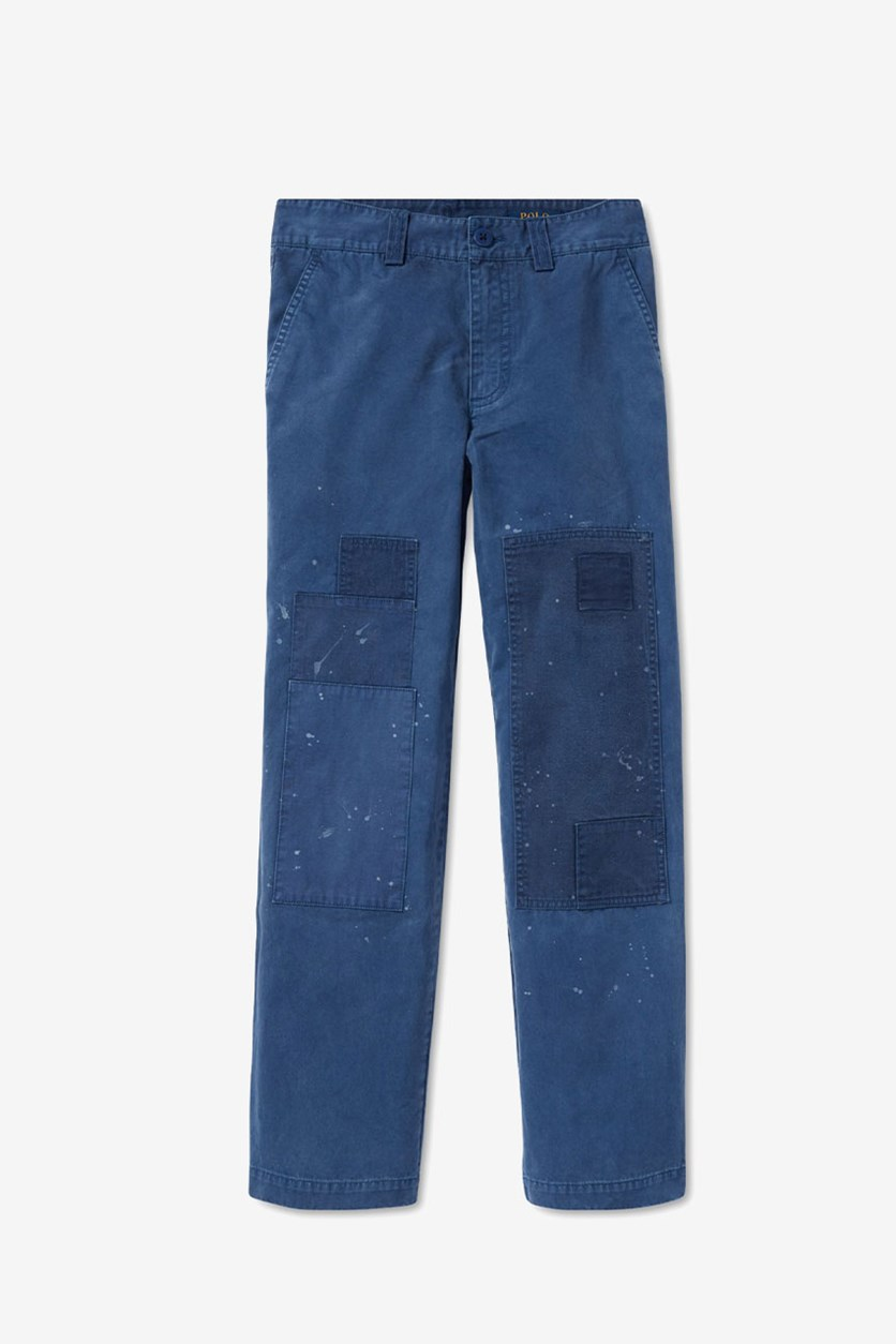 Pull on Pants, Blue