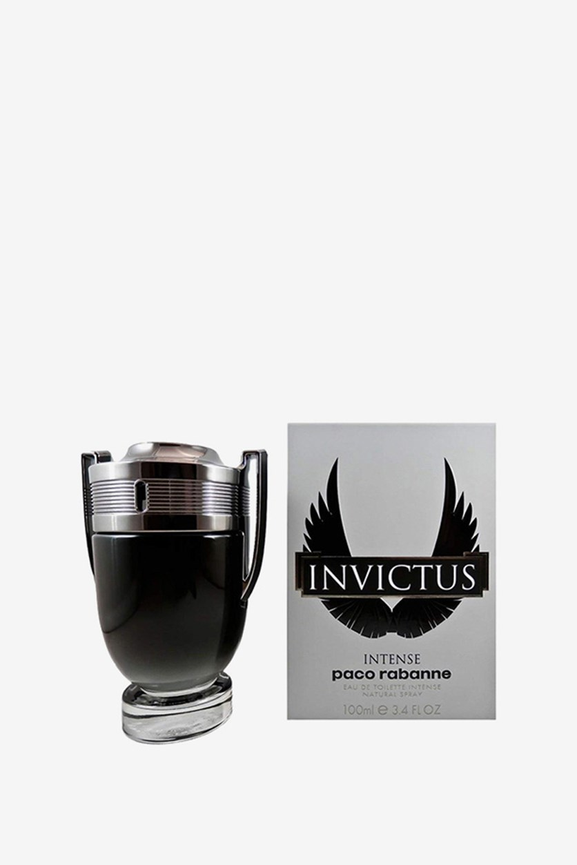 Invictus Men's Eau de Toilette Spray, 100 ml