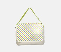 Kids Boy's Smiley Bag, Beige
