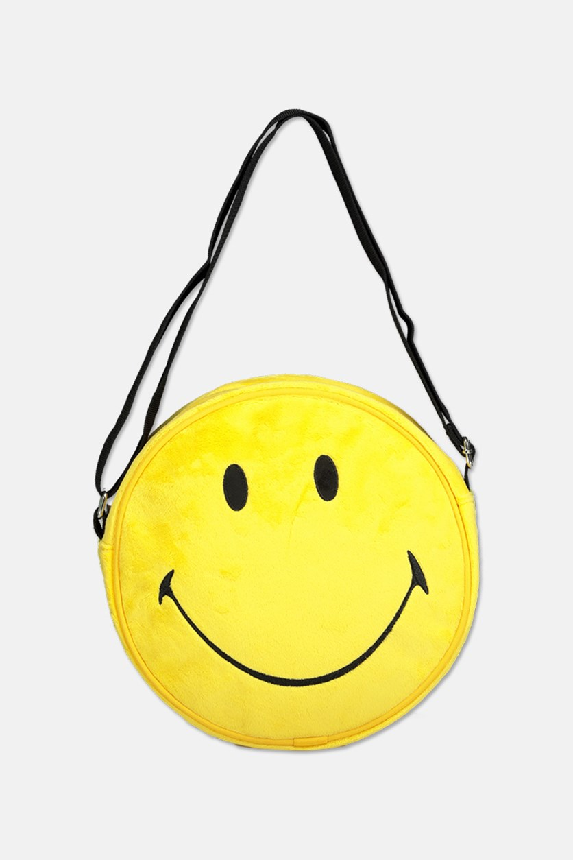 Smiley Bag, Yellow