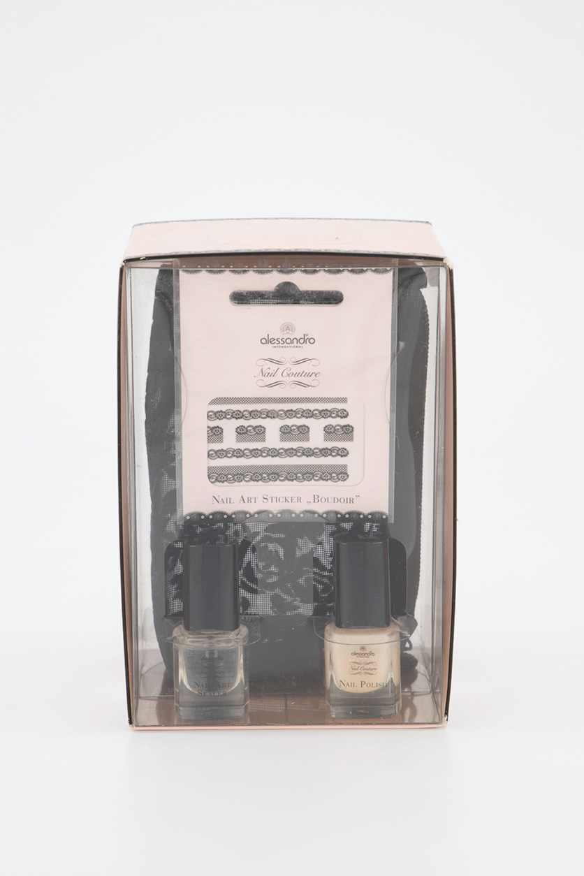 Alessandro Nail Couture Romantic Set, Pink