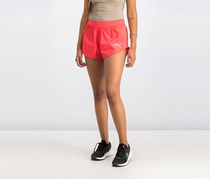 Puma Women's Spark Gym Shorts, Coral