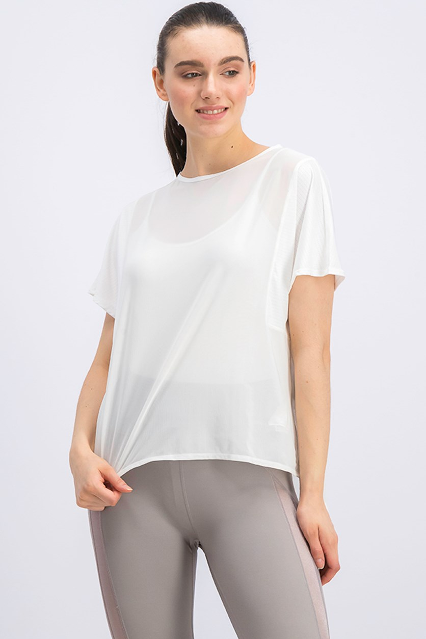 Women's Explosive Top, Off White