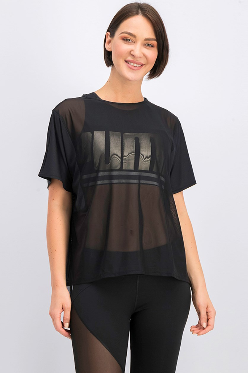 Women's Explosive Top, Black