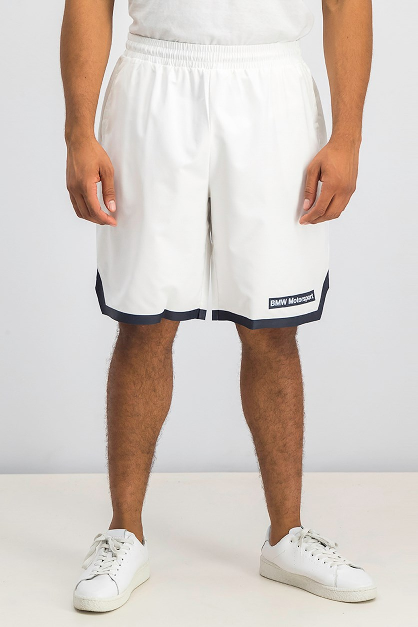 Men's Bmw Motorsport Speedcat Evo Shorts, White