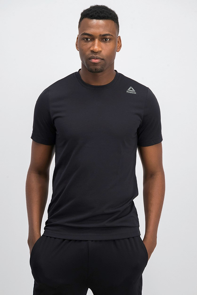 Black Les Mills T-Shirt, Black