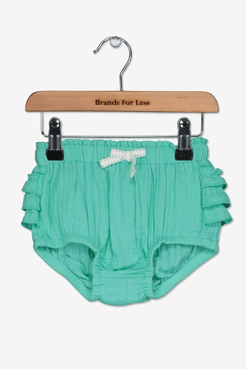 Cat & Jack Baby Girls Bloomers, Green