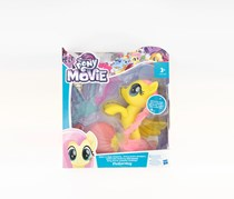 My Little Pony The Movie Fluttershy Seapony, Yellow/Pink