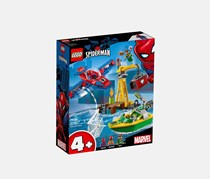LEGO Spider-Man Diamond Robbery with Doc Ock, Red Combo