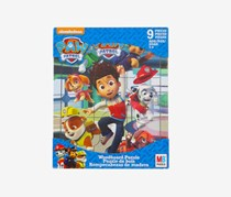 Paw Patrol Wood Puzzle Board, Blue