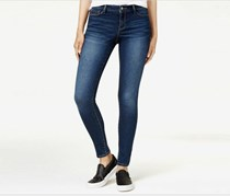 Black Daisy Juniors Billie Skinny Ankle Jeans, Sky Fall Wash