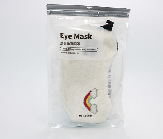 Eye Mask, White