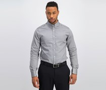 Gant Men's Royal Oxford Tab Redux 1963 Shirt, Black Combo
