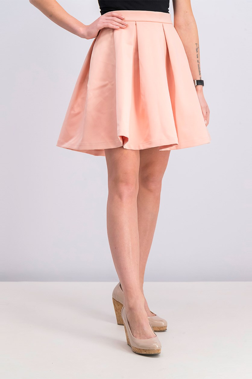 Women Anette Skirt, Blush