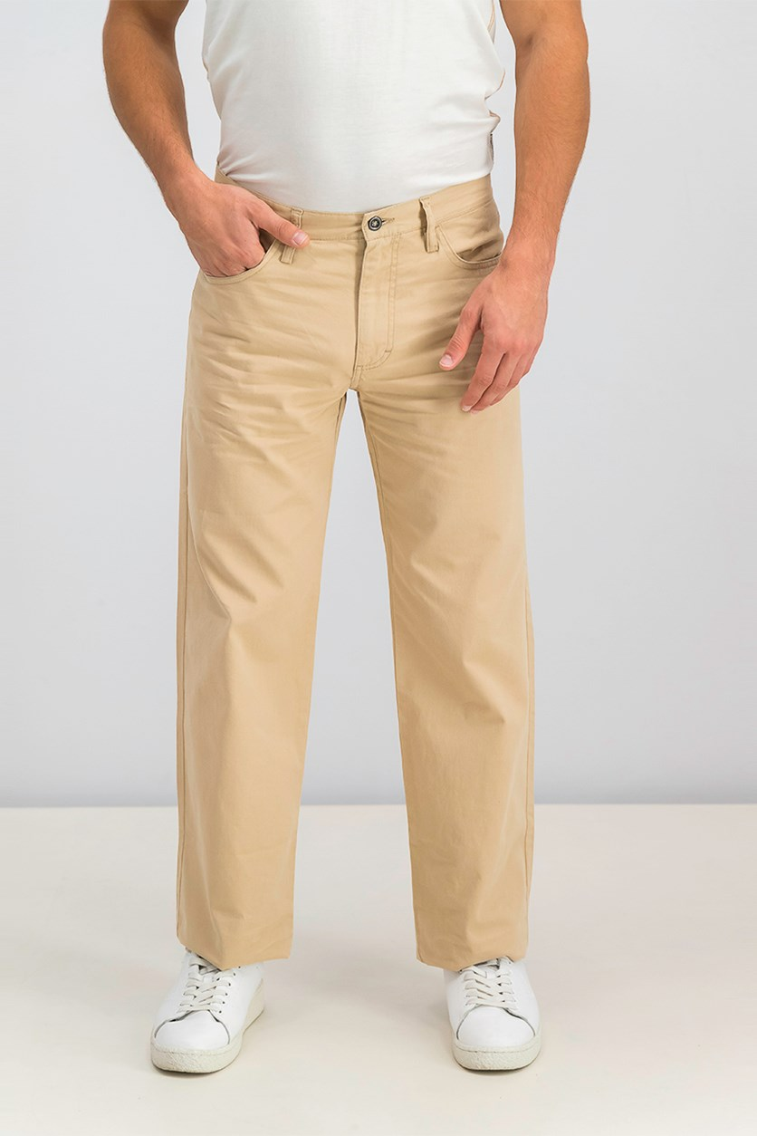 Men's Chino Pants, Khaki