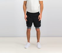 HE2 Men Training Short, Black Combo