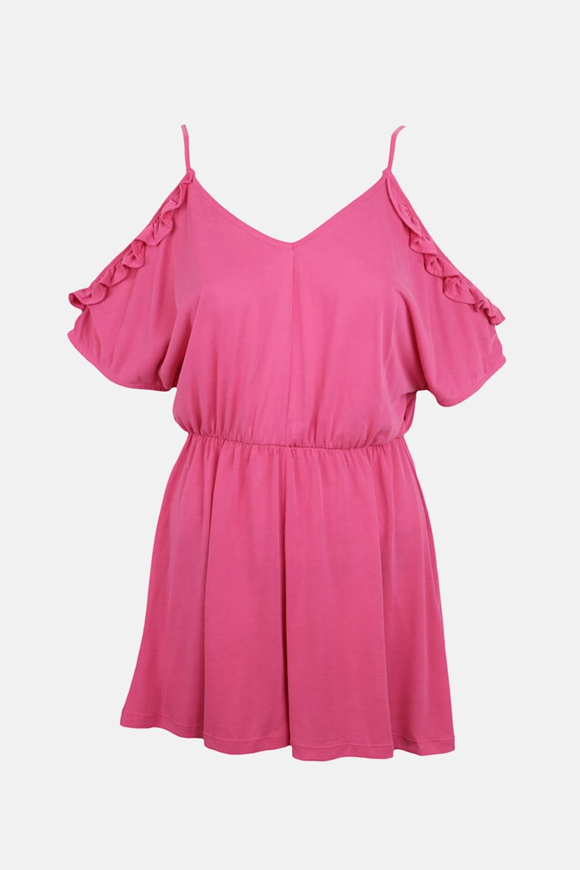 Women's Julia Playsuits, Pink