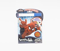 Spiderman Magic Ink Pictures Pad, Blue