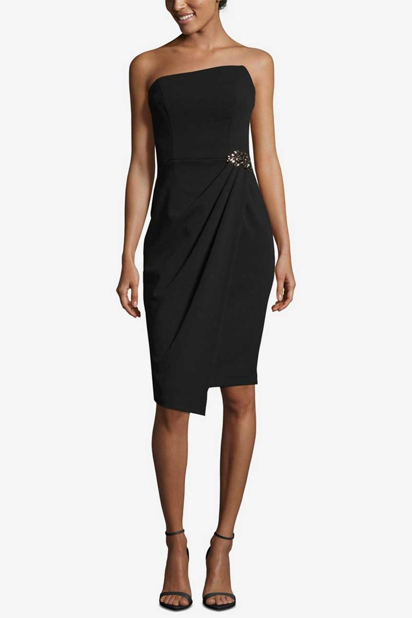 Women's Cocktail Dress, Black