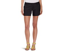 Volcom Women's Frochickie Chino Shorts, Black