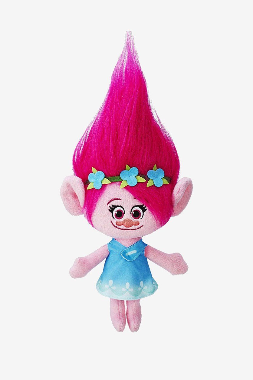 Trolls Hug 'N Plush Doll, Poppy