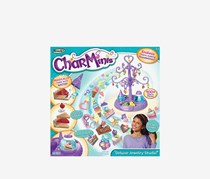 Mattel Charninis Deluxe Charm Maker Variety Pack, Purple/Turq